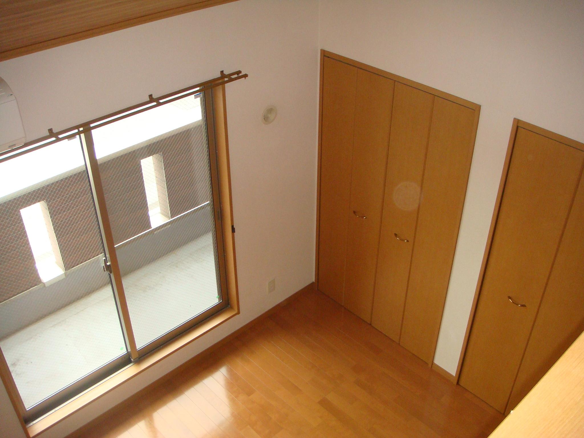 アクセスコ-トⅤ B6号室(ロフト付)