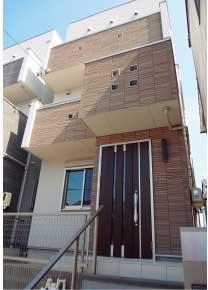 守山区向台B 新築3階建分譲住宅