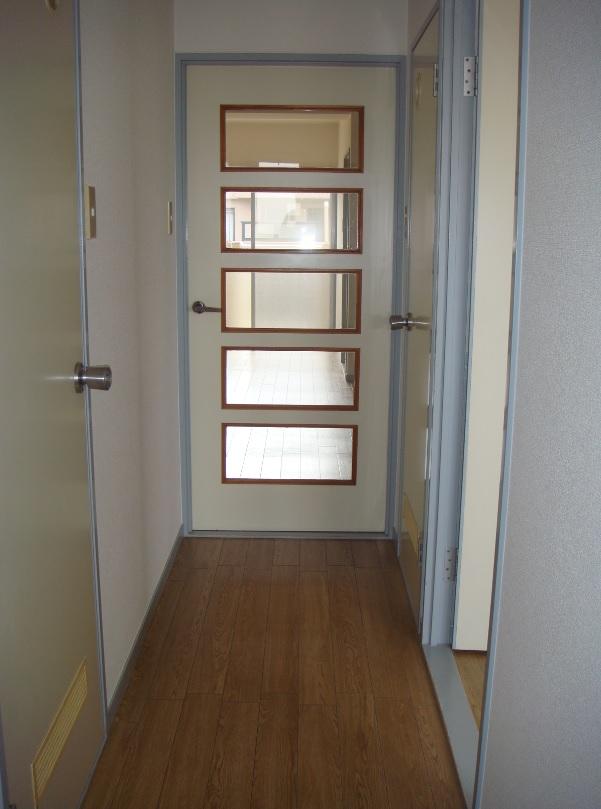 ドミールばんの 302号室