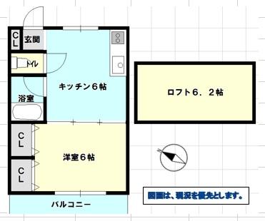 アクセスコ-トⅤ B2号室