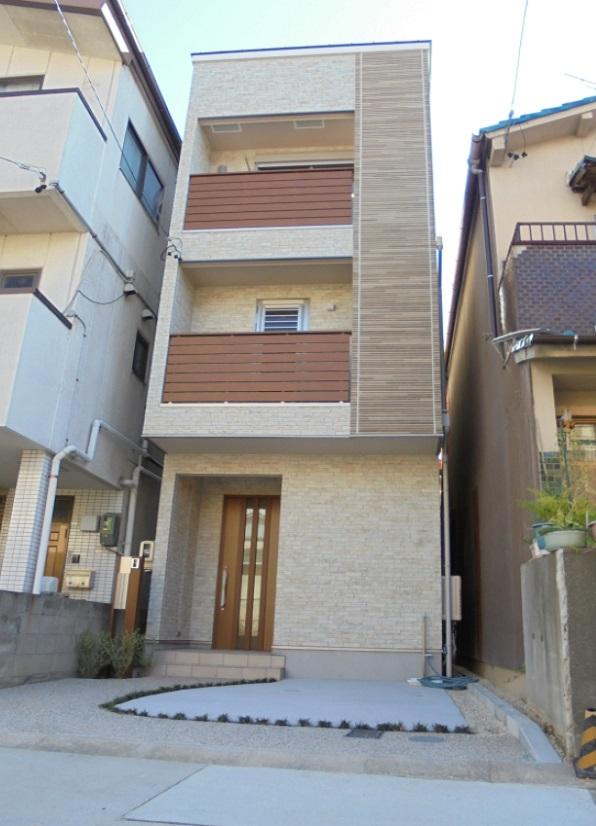 瑞穂区関取町 都市型3階建新築分譲住宅 <限定1棟>